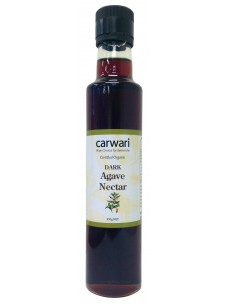 Carwari Agave Dark Syrup 350ml